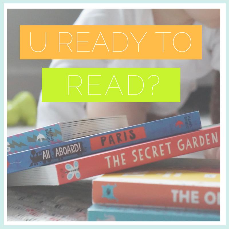U ready to read