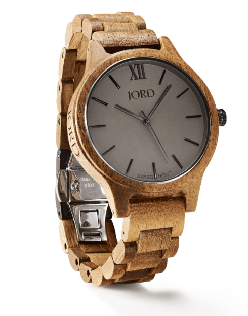 jord wood watch for Father's Day