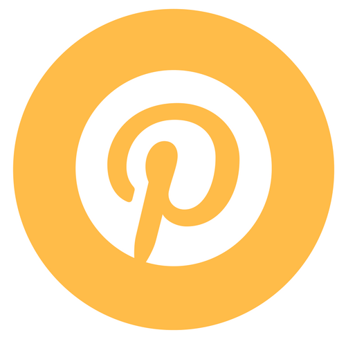 Pinterest Orange
