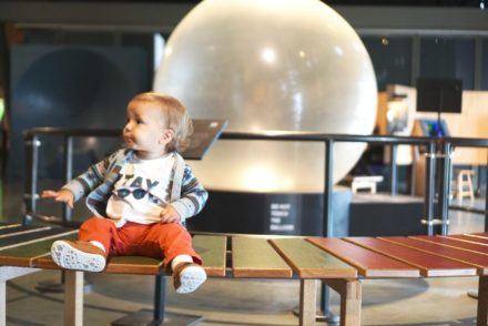 Exploratorium San Francisco Mom Blog Review