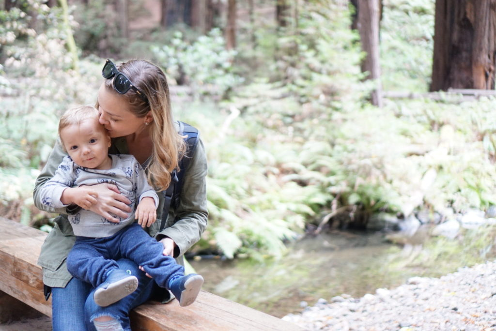 Muir Woods San Francisco Sausalito With Baby