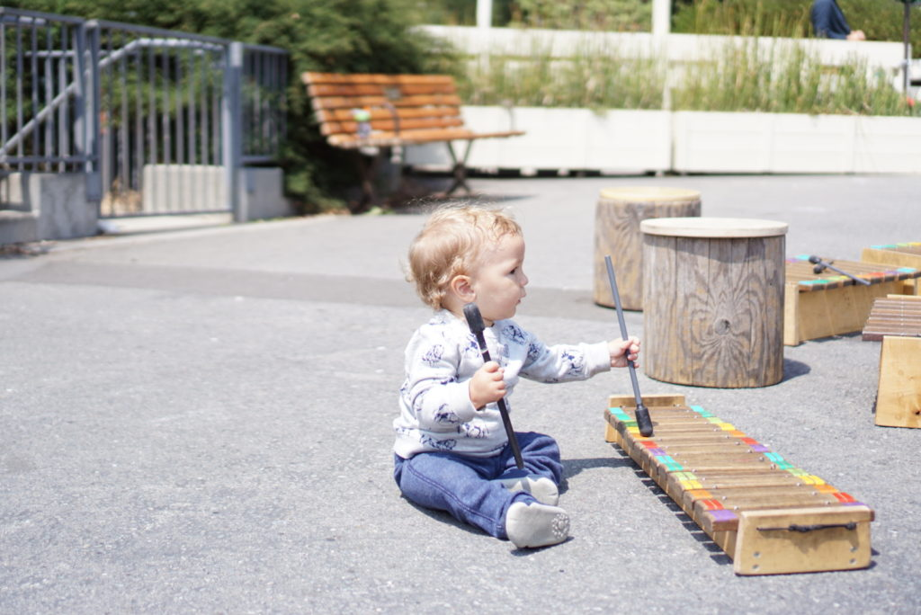 Bay Area Discovery Museum Music Must See Attractions around San Francisco for Toddler Parents