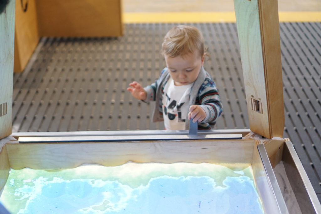 Children's Creativity Museum AR Sandbox