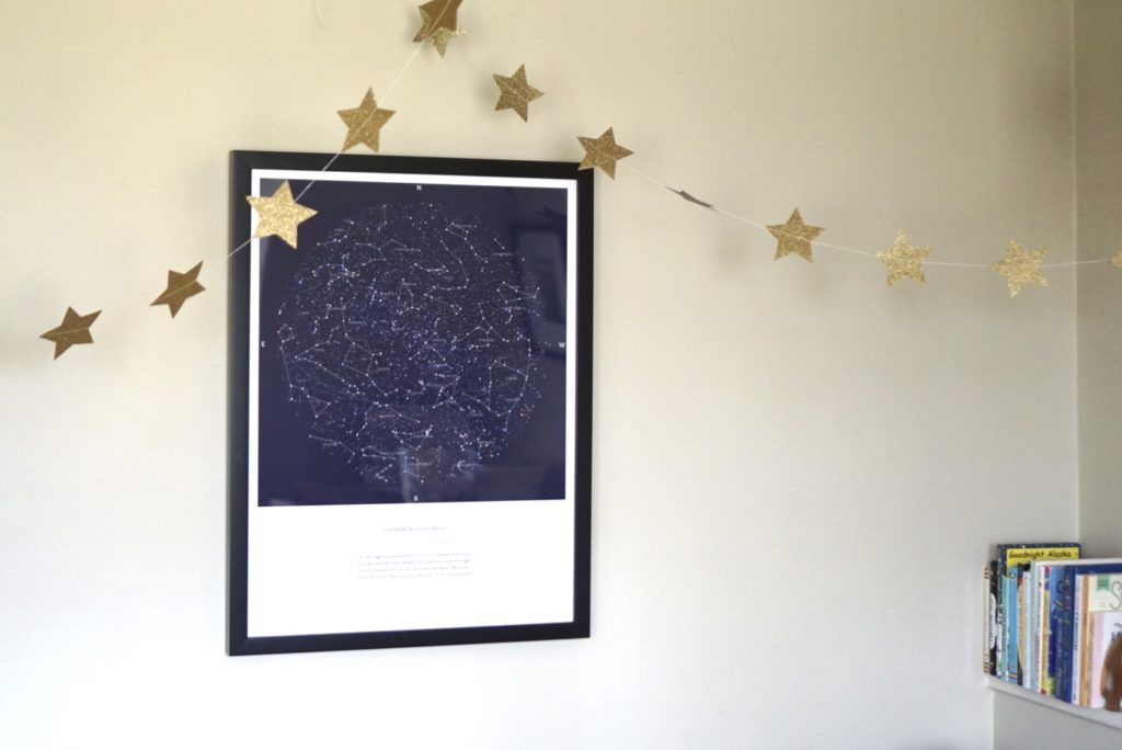 greater skies star map