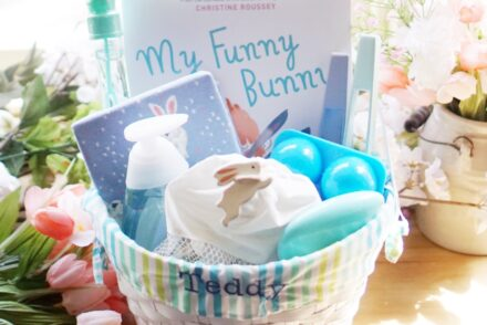 Toddler Easter Basket Gifts