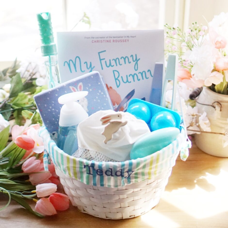 Toddler Easter Basket Gifts