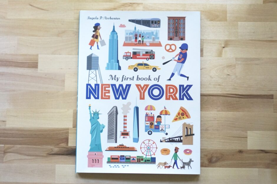 best childrens books about U.S. Cities